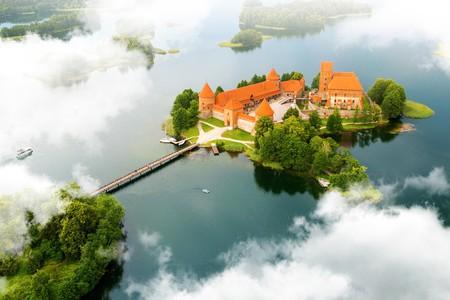 Old castle in Trakai, Lithuania | © PROSIGN/Shutterstock