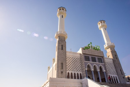Seoul Central Mosque in Itaewon | © norazaminayob/Shutterstock