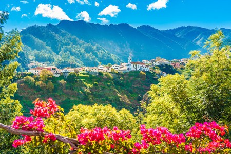 Mountain village on Madeira island, Portugal | © Balate Dorin/Shutterstock