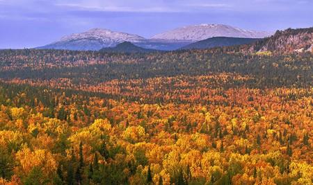 Mount Yamantau, Southern Urals   © Konstantin Tsibin/WikiCommons