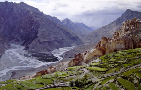 Spiti Valley | © Quinn Comendant / Flickr