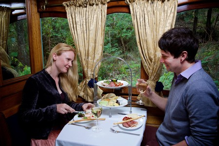 Jump aboard the Puffing Billy Railway