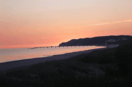 Sunrise in Międzyzdroje | © Northern Irishman in Poland