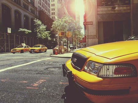 NYC cab | © RyanMcGuire / Pixabay