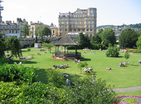 The Most Beautiful Parks And Gardens In Bath