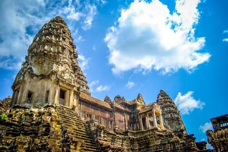 Cambodia   © Cristian Moscoso /Unsplash