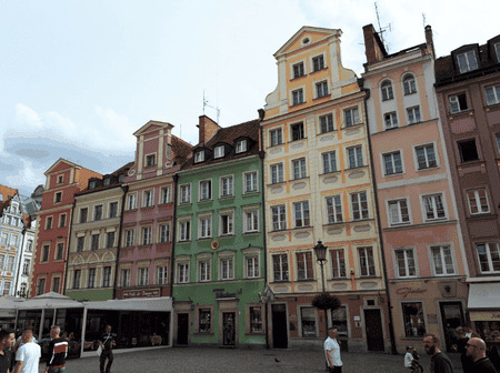 Wrocław Old Town Square | (c) Northern Irishman in Poland