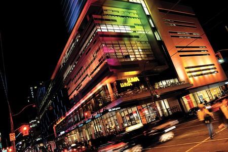 TIFF Bell Lightbox at Night | © OTMPC