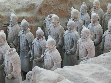 Terracotta Warriors | © Nee / French-language Wikipedia