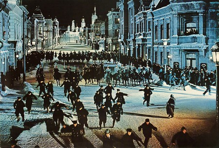 Screenshot from Doctor Zhivago | Public domain/Wikimedia Commons