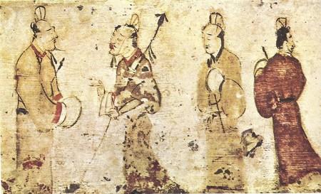 Han Dynasty Men | © Museum of Fine Arts, Boston / WikiCommons