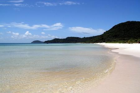 White sand at Sao Beach | © ntt/WikiCommons