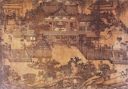 Song Dynasty Hydraulic Mill   © PericlesofAthens / WikiCommons