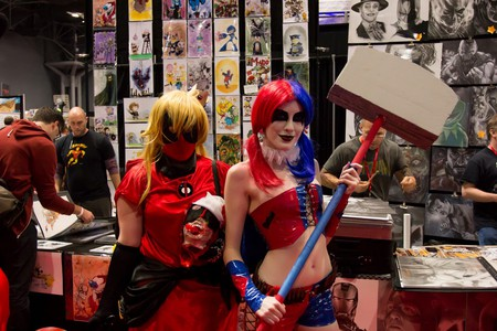 NYC Comic Con 2013 | Steven Tom/ Flickr