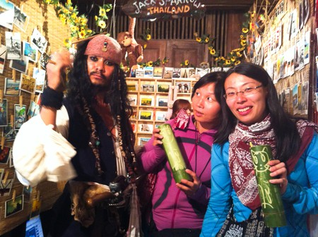 Jack Sparrow, Pai | © Patty Ho/Flickr