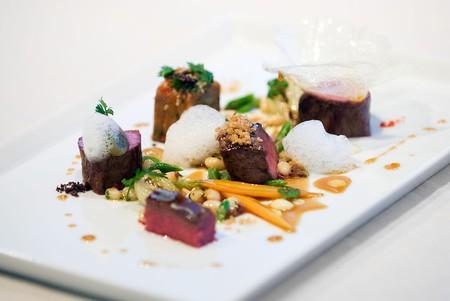 New Nordic Cuisine dish