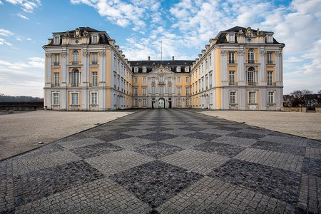 Augustusburg and Falkenlust Palaces | © Gavailer / WikiCommons