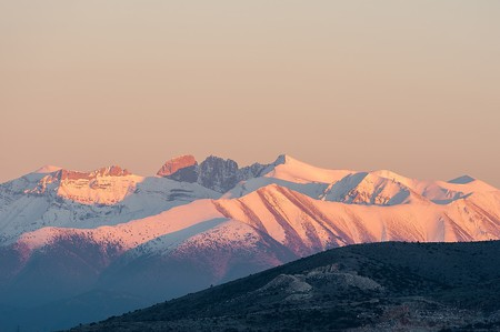 Mount Olympus, on the border of Macedonia and Thessaly  | ©Nikos Koutoulas/Flickr