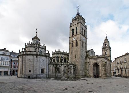 Catedral de Santa María, Lugo, Galicia, Spain | © Antonio Costa / WikiCommons