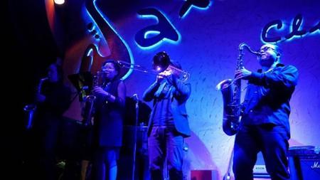Everyone loves saxophones | Courtesy of Sax N Art Jazz Club
