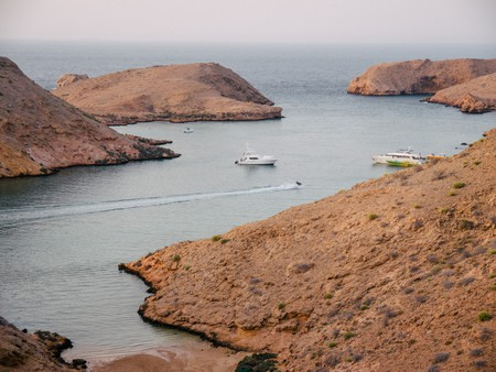 Oman Coast | © Juozas Salna/ Flickr