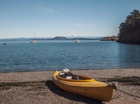Watmough Bay Kayak, San Juan Islands | © Bureau of Land Management Oregon and Washington/Flickr