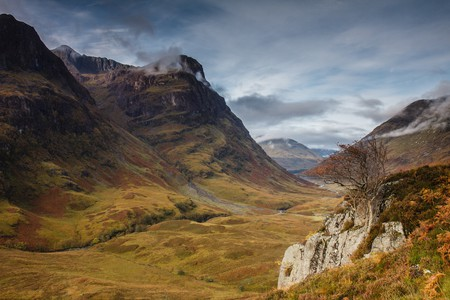 Glencoe, an Ancestral Home of the Clan MacDonald | © Petr Meissner/Flickr