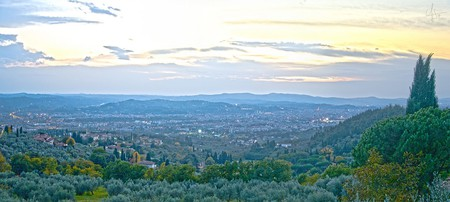 Florence in Autumn|  ©Circo03/Flickr