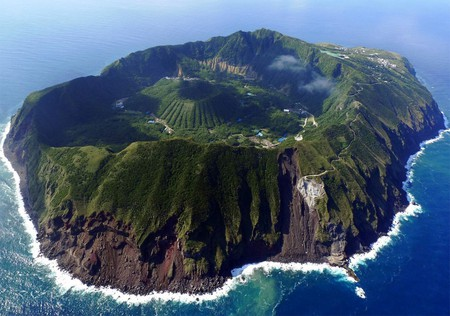 Aogashima Volcano | © Charly W. Karl/ Flickr