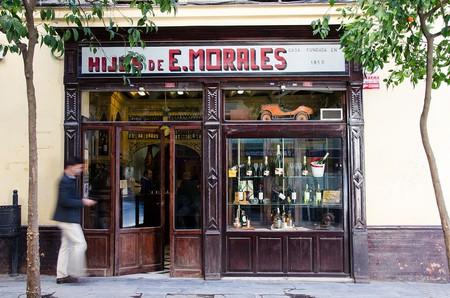 Casa Morales bar & restaurant, Seville; Sandra Vallaure/flickr