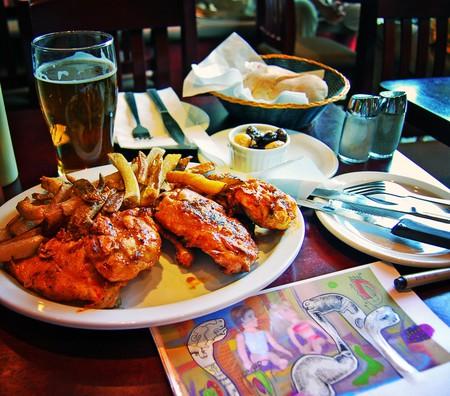 Portuguese Work Lunch | © Mo Riza./Flickr