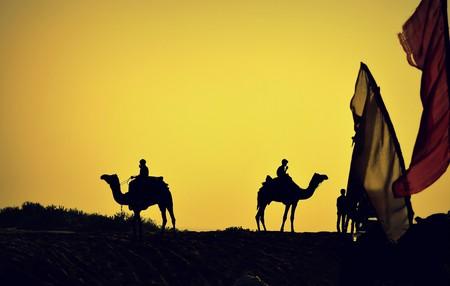 Jaisalmer, Rajasthan   © arunpnair / Flickr