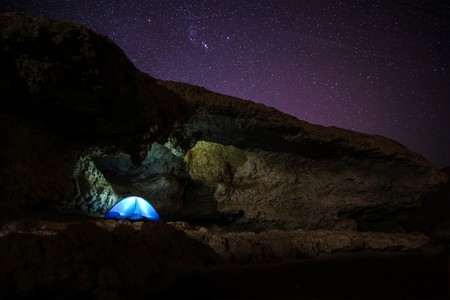 Stars in Oman © Jermaine Janszen Flickr