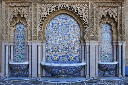 Mohammed V Mausoleum in Rabat | © Ravi Sarma / Flickr