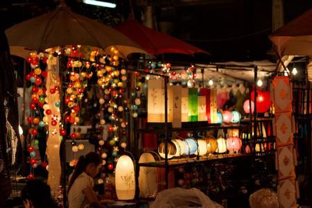 Chiang Mai night market | © Christian Haugen/Flickr