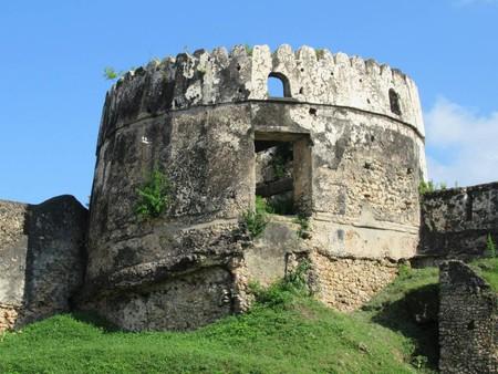 The Old Arab Fort in Zanzibar By: David Stanley |Flickr