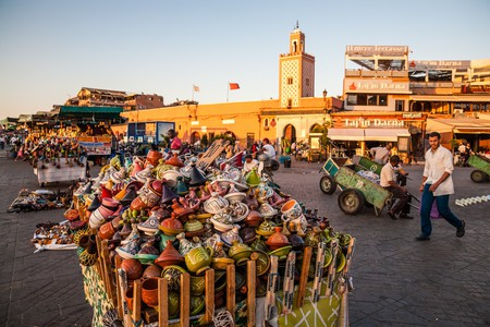 Inside the medina of Marrakech, Morocco | © ::ErWin / Flickr