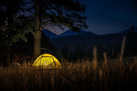 Campsite | © Christina Collins / PhotoPin