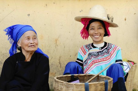 Yunnanese women | ©M M/Flickr