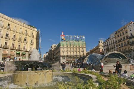 Madrid's Puerta del Sol   © Tomás Fano / Flickr