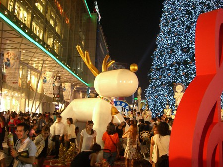 Christmas in Bangkok | © Sergey/Flickr
