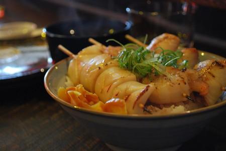 Seafood donburi   © Alpha/Flickr