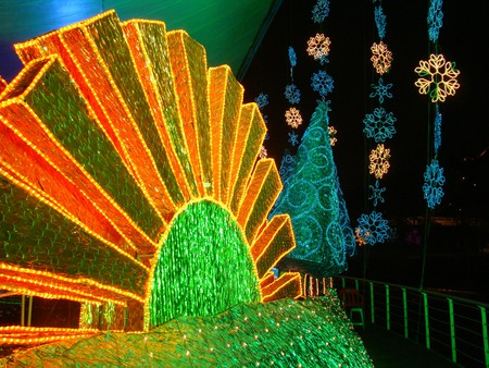 Medellin Christmas Lights   © Iván Erre Jota / Flickr