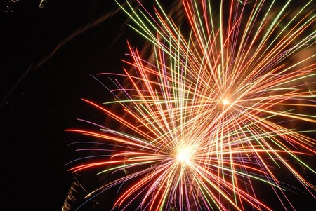 Fireworks, Popularized During the Song Dynasty | ©Chris/Flickr