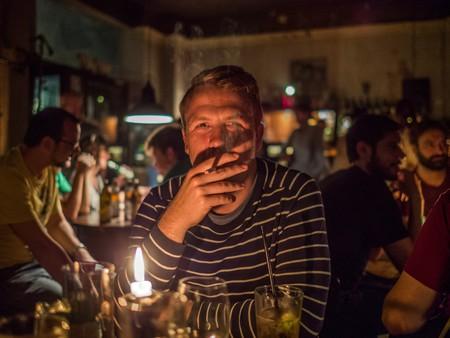 Late at night, in a bar in Berlin|© Øystein Vidnes/flickr