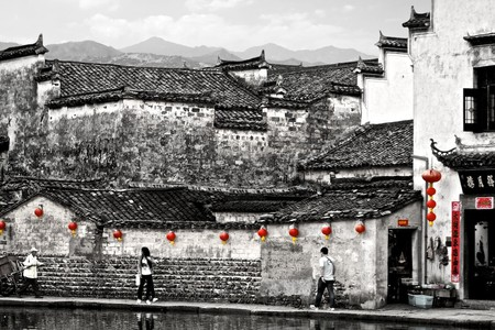 Hongcun Ancient Village | © Sebastian / Flickr