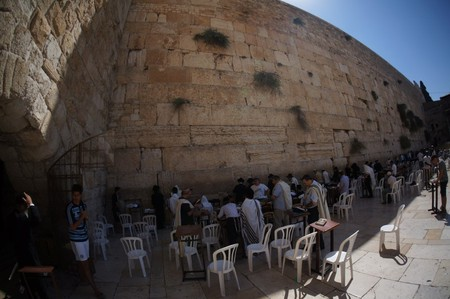 Western Wall, Jerusalem | © Chris Hoare / Flickr