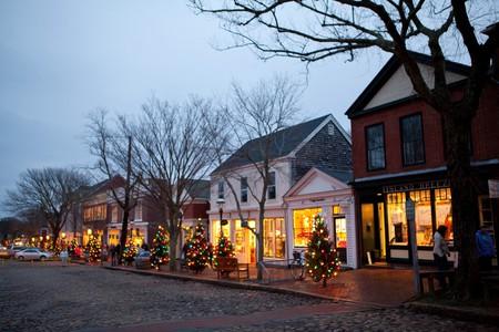 Nantucket Holiday Stroll   © Massachusetts Office of Tourism/Flickr