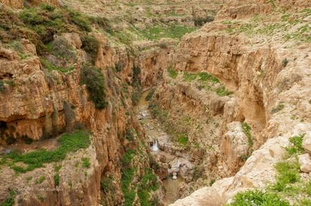 Wadi Qelt 2 | © Derek Winterburn/Flickr
