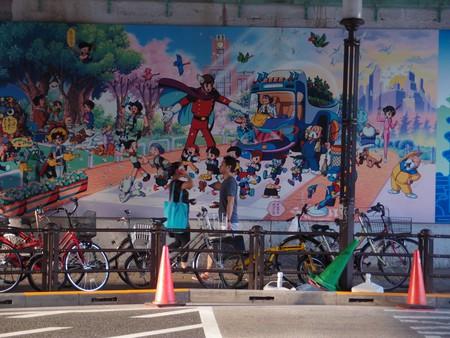 Street art at Takadanobaba | © Guilhem Vellut / Flickr